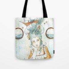 Pirate Princess Tote Bag