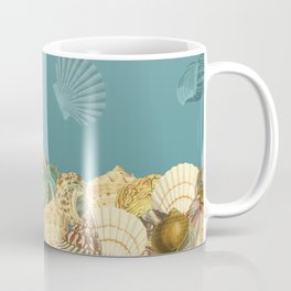 Sea shells Composition 2 Coffee Mug