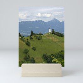 Slovenia landscape 1 Mini Art Print