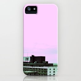 710 iPhone Case