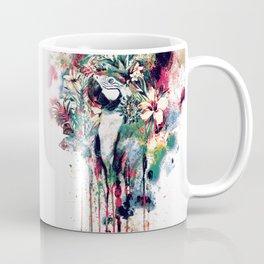 Interpretation of a dream - Parrot II Coffee Mug