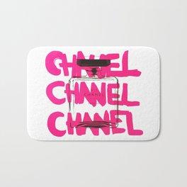 Channel Parfum Bath Mat