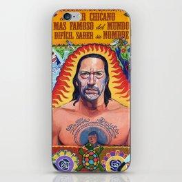 Danny Machete Trejo iPhone Skin