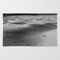 sand Area & Throw Rugs featuring Sand by Fine2art