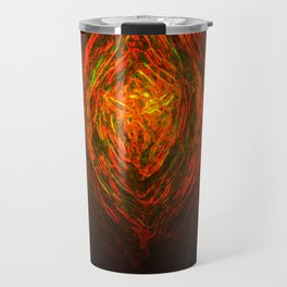 Knotty Wood Work 01 Travel Mug