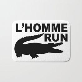 L'Homme Run Bath Mat