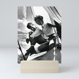 JFK Jackie Kennedy  Mini Art Print