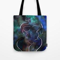 Negative 2 Tote Bag