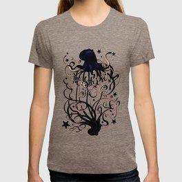 The shadow likes me T-shirt