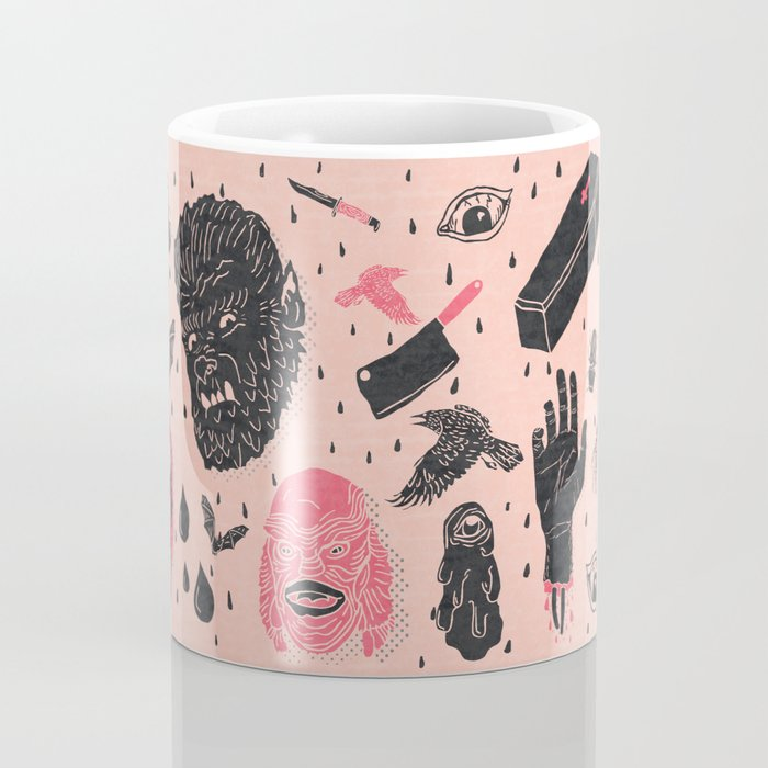 Whole Lotta Horror Coffee Mug