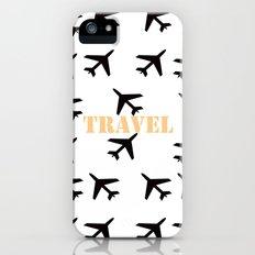 Travel iPhone (5, 5s) Slim Case