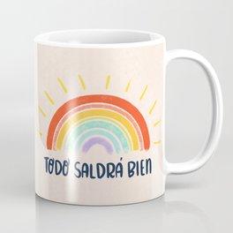 Todo Saldrá Bien Arcoíris Coffee Mug