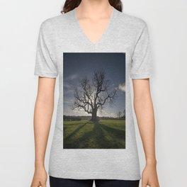 Holy Tree Unisex V-Neck