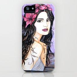 Lake Fairy iPhone Case