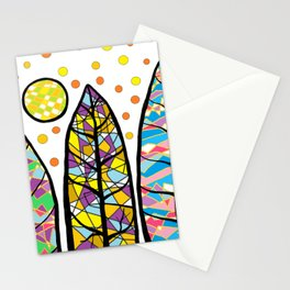 FAITH,  HOPE AND LOVE - APRIL 12, 2020 Stationery Cards
