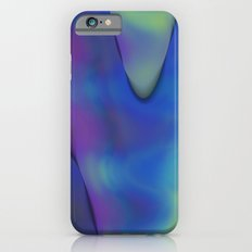 tie dyed waves iPhone 6s Slim Case