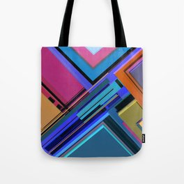 Abstract Composition 611 Tote Bag