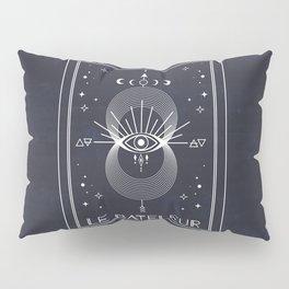 The Magician or Le Bateleur Tarot Pillow Sham