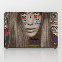 jane eyre iPad Cases featuring JANE by Kris Tate
