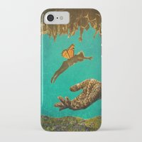 let it go iPhone & iPod Cases featuring Let Go by Brianne Lanigan