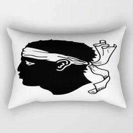corsican flag Rectangular Pillow
