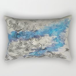 Mists of the Abyss Rectangular Pillow
