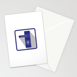 Are You Social?  Stationery Cards