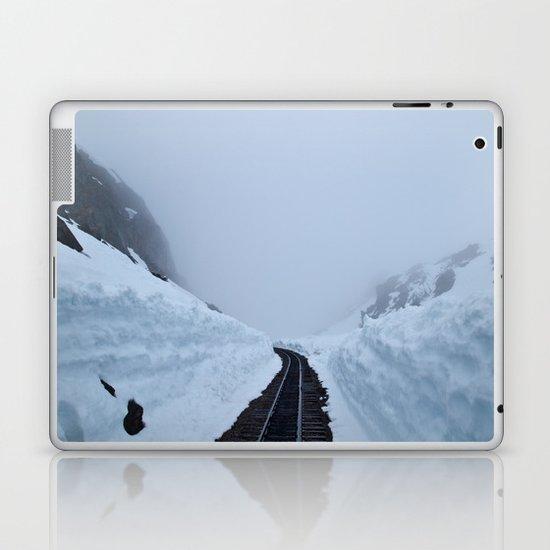 The winter pass Laptop & iPad Skin
