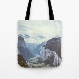 Lauterbrunnen Switzerland Tote Bag