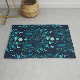 Potted Plant Rug
