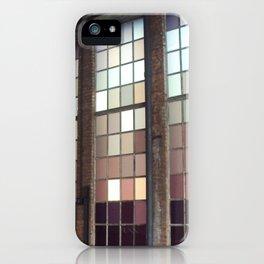 Pantone Window iPhone Case