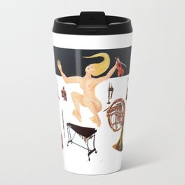 Entering the SUBLIME           by Kay Lipton Travel Mug