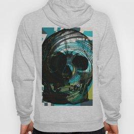 Pop Art Skull Retro 80's Hoody