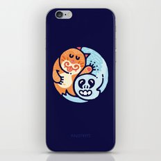 Ginger & The Spook iPhone & iPod Skin