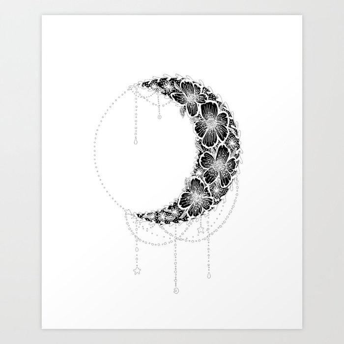 Mandala. Art Print