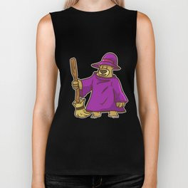 witch baer Biker Tank