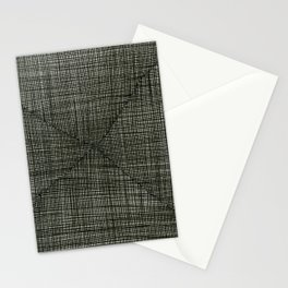 Ink Weaves: Charcoal Stationery Cards