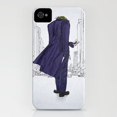 Why So Serious? Slim Case iPhone (4, 4s)