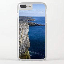 Aran Islands - Inis Mor Clear iPhone Case
