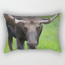 Bullwinkle Bull Rectangular Pillow