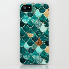REALLY MERMAID Slim Case iPhone (5, 5s)