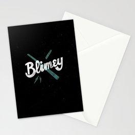 Blimey Stationery Cards