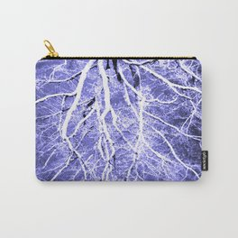Passage to Hades Periwinkle Gray Carry-All Pouch