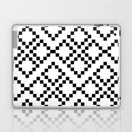 Monocrom pattern Laptop & iPad Skin