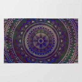 Spiritual Mandala Rug