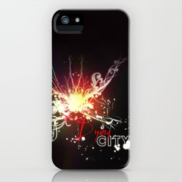 Dying City iPhone Case