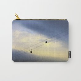PHOTOGRAPHY / CABLE CAR IN THE SKY 01 Carry-All Pouch