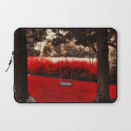 Red Velvet Laptop Sleeve