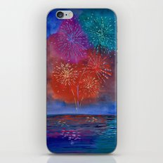 We Will Always Have Fireworks iPhone & iPod Skin