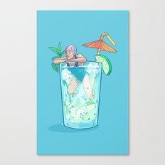 Mojito Canvas Print